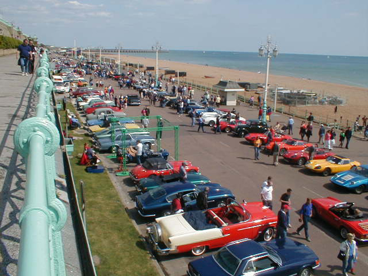 The 2005 London to Brighton Classic Car Run