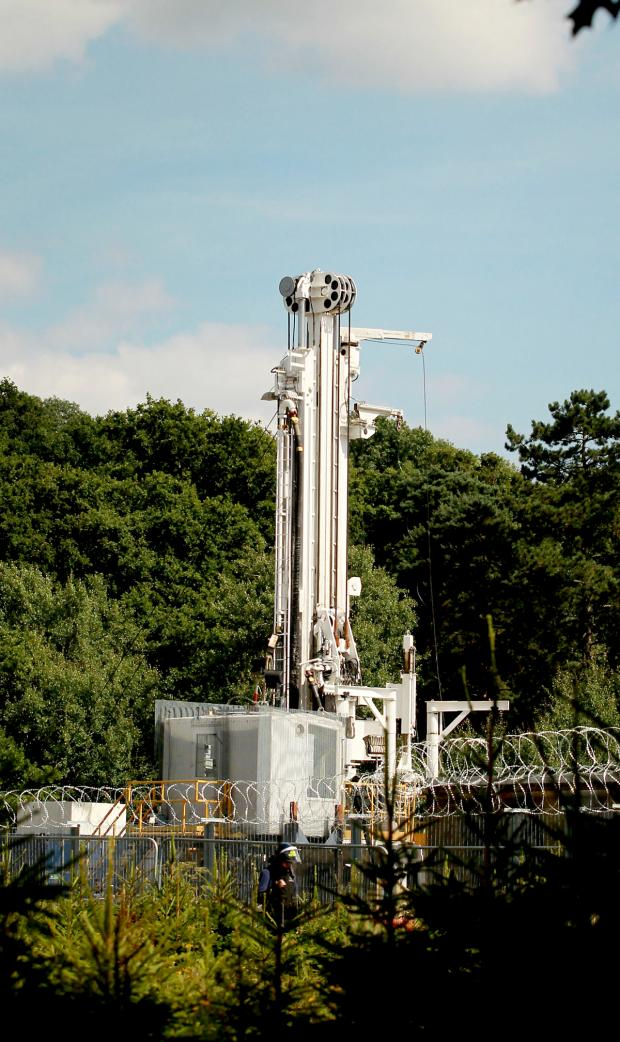 The Argus: Council bosses to consider new fracking application today