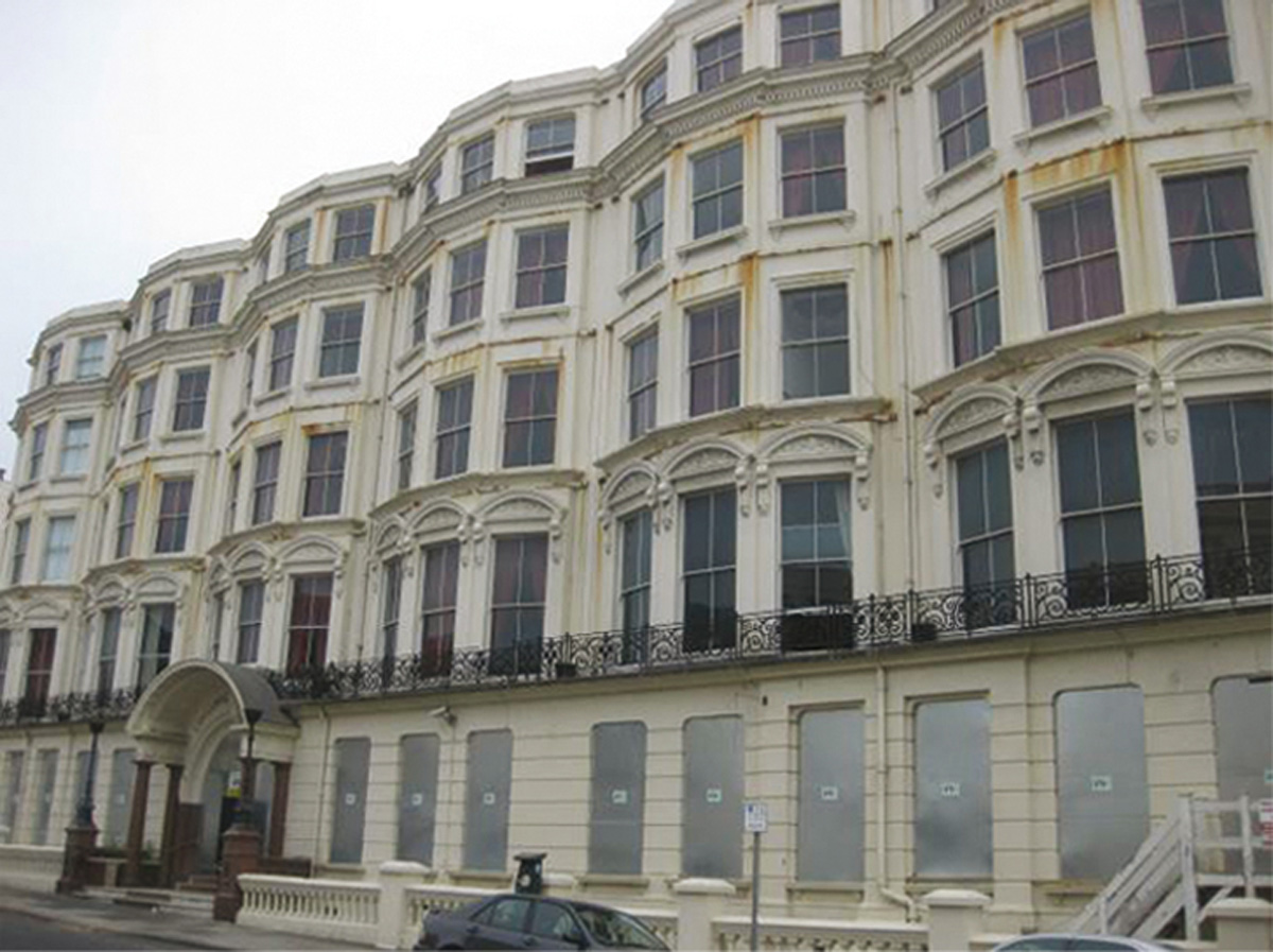Historic hotel to be brought back to life as apartment block