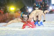 Brighton winter sports enthusiast to represent GB in naked sledding event