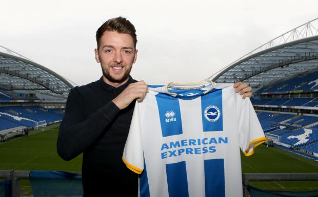 The Argus: Dale Stephens signs today