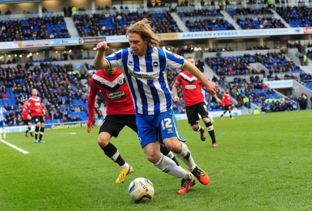 The Argus: Craig Mackail-Smith scored a brace against Charlton tonight