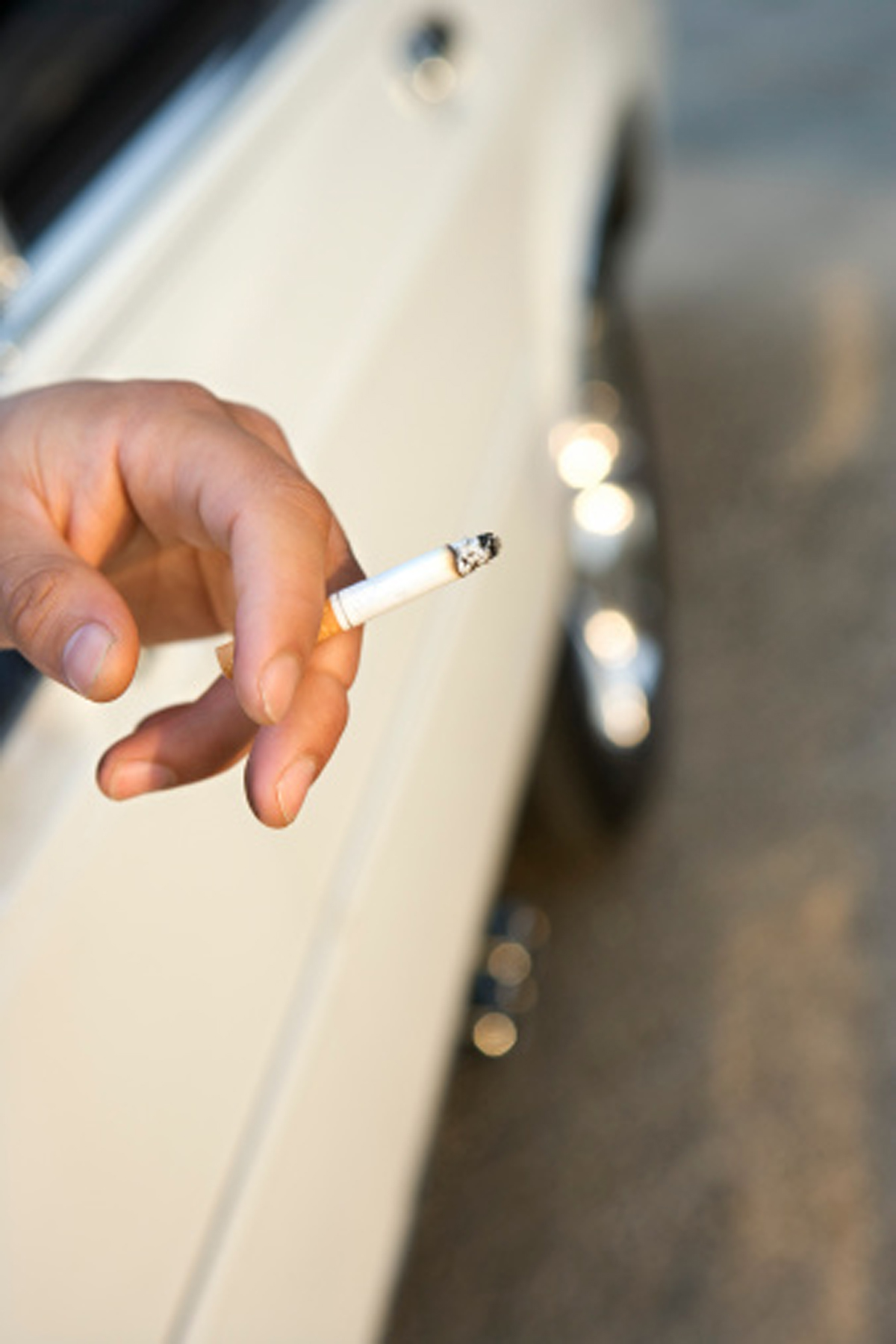 Sussex MPs vote in favour of smoking ban in cars with children