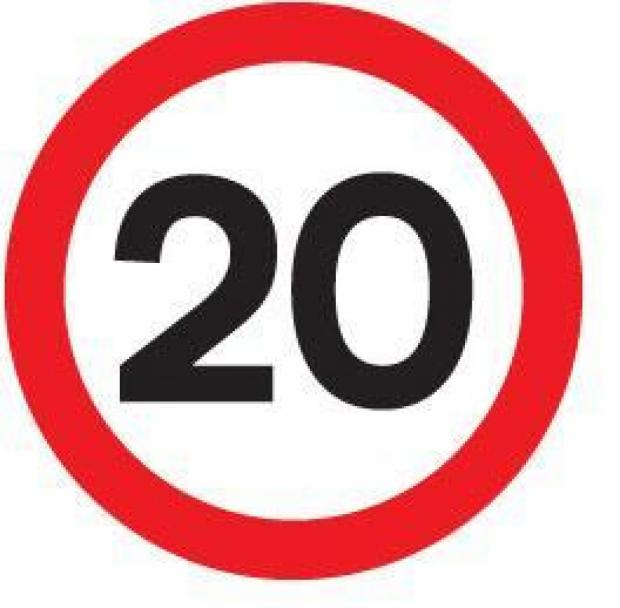 The Argus: Plans for 20mph in Worthing