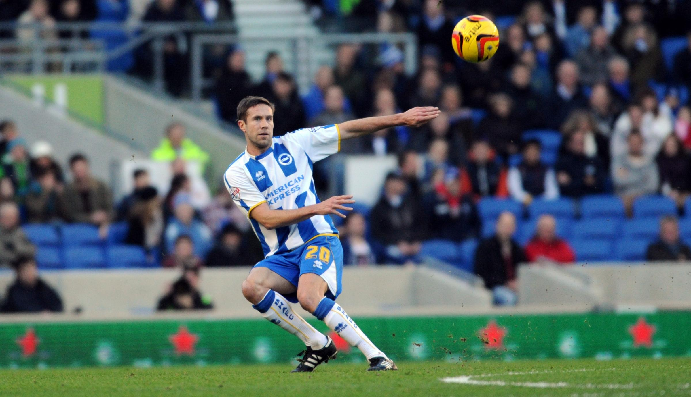 FA Cup countdown: Upson is living the dream with Albion