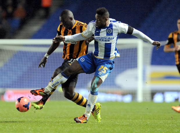 Albion must meet Hull in a replay after Monday's draw