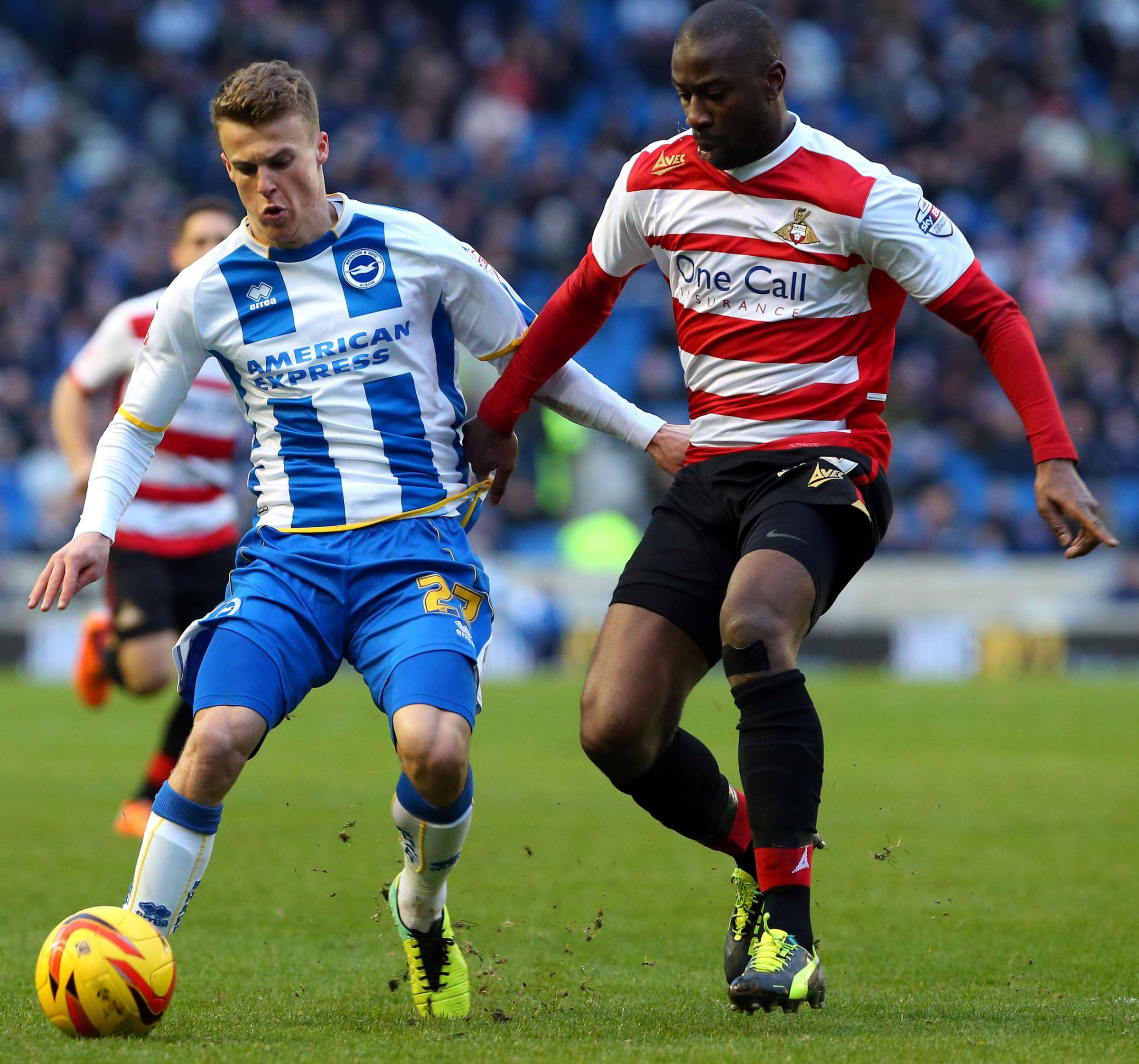 Solly March has been ruled out