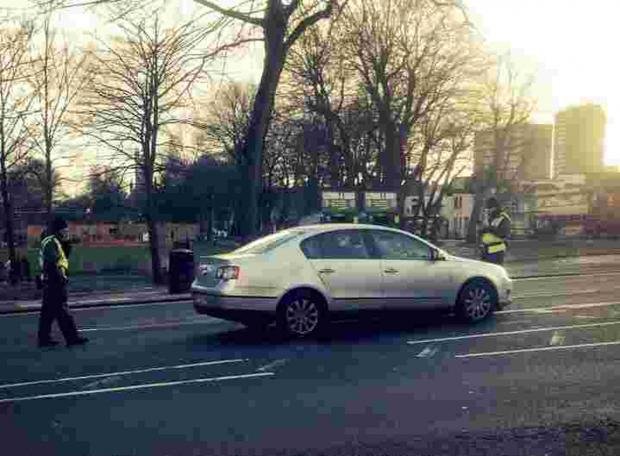 The Argus: Brighton traffic wardens ticket broken down car
