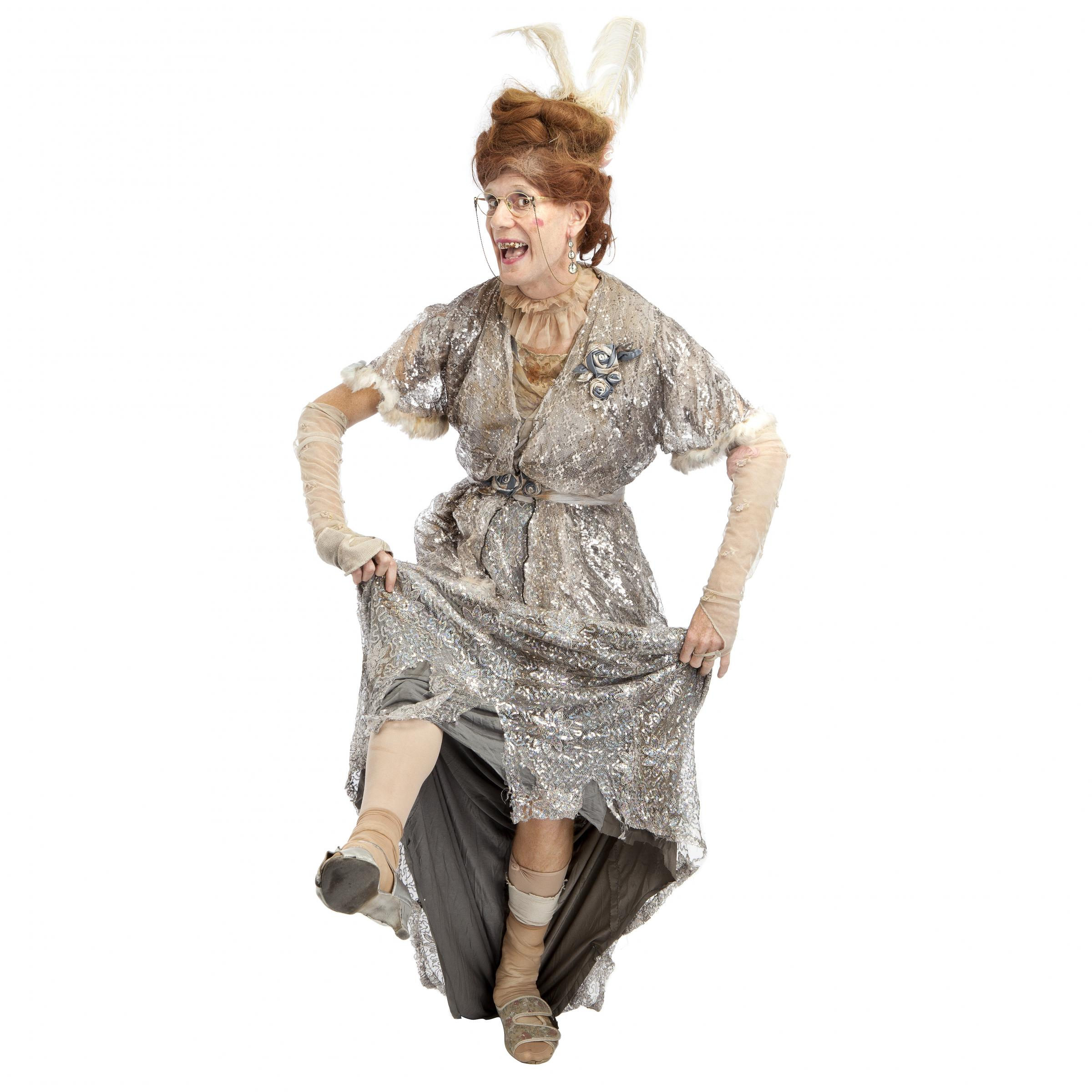 Ida Barr is one of the many acts who will perform at this year's Brighton Festival
