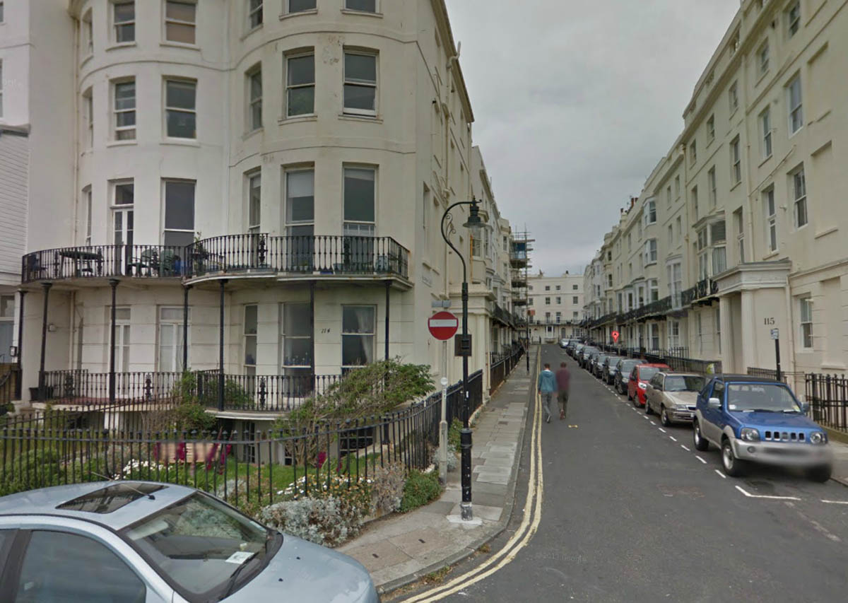 Bloomsbury Place. Picture taken from Google Streetview