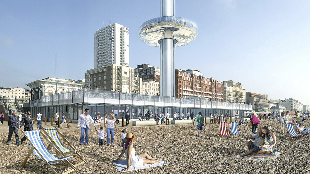Report reveals council to offer another £21.4m for i360 in Brighton