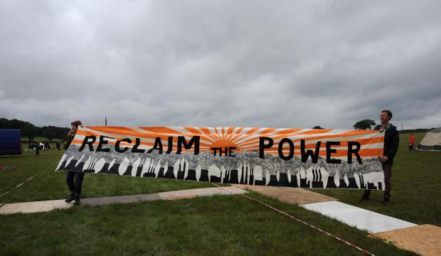 The Argus: Eco activists heading to Lewes to 'reclaim the power'