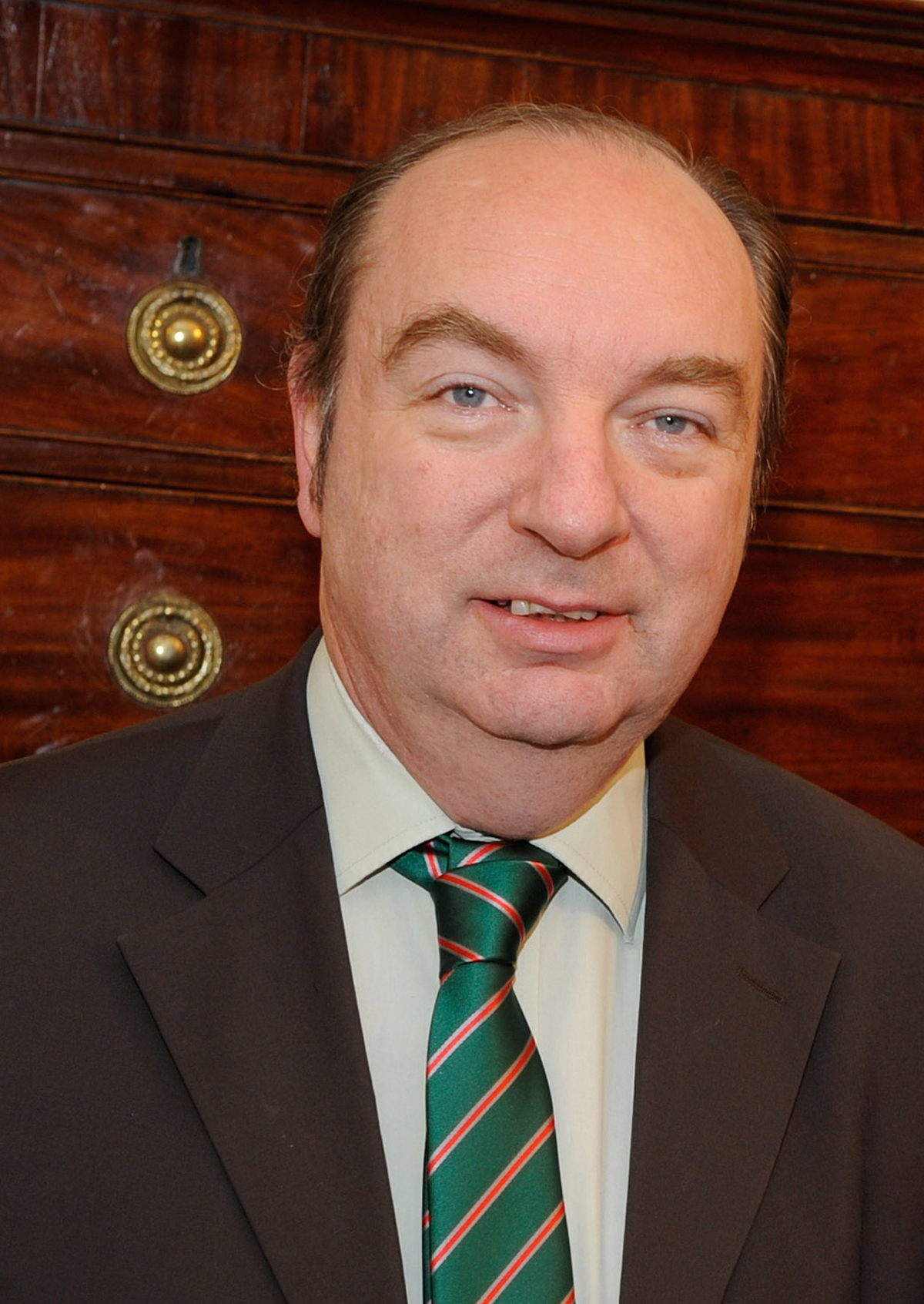 Lewes MP Norman Baker