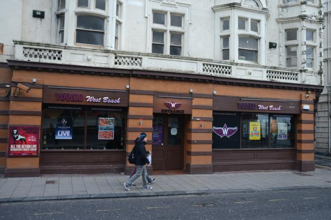 Brighton clubs install scanners to catch underage drinkers
