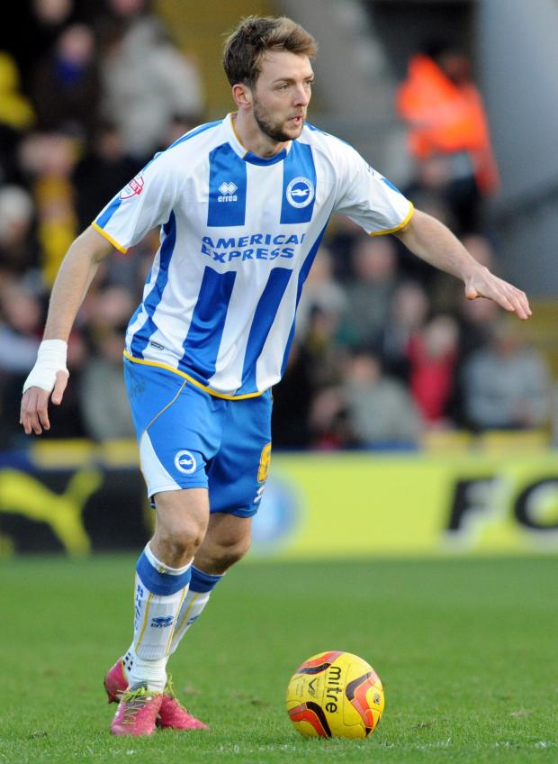The Argus: Dale Stephens is unwell and misses the Sheffield Wednesday match