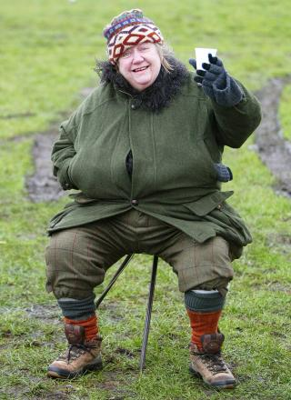 Two Fat Ladies' Clarissa Dickson Wright has died