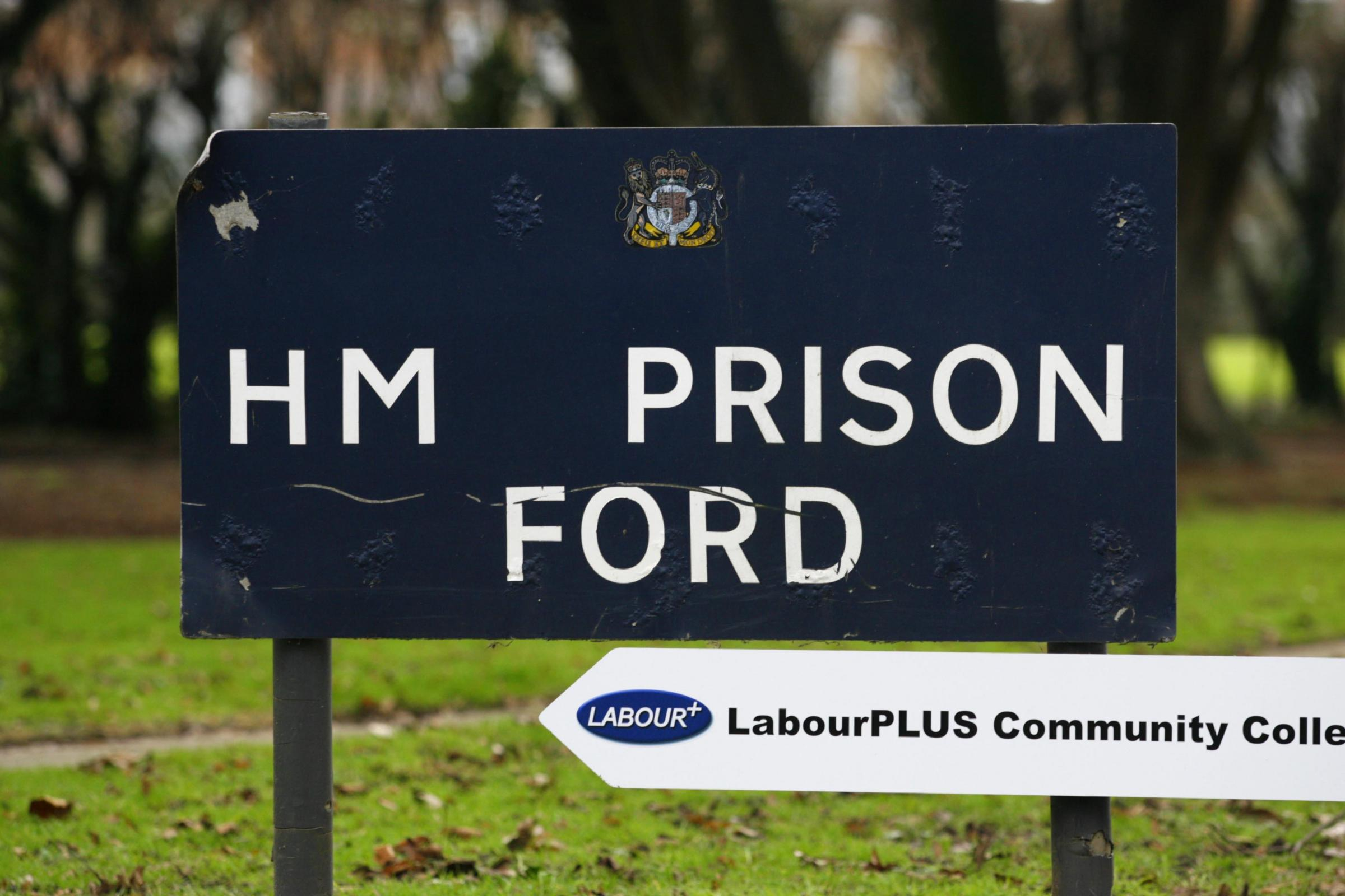 Ninety prisoners on the run from Sussex prison