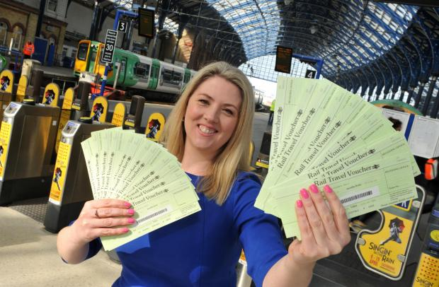 The Argus: Southern Rail donates rail vouchers to The Argus Appeal