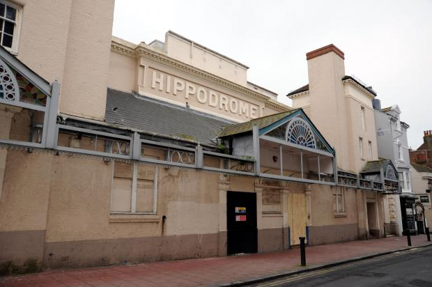 The Argus: The Brighton Hippodrome