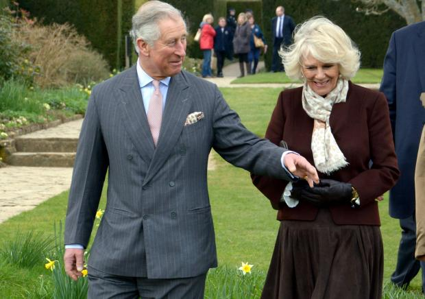 The Argus: Charles and Camilla visit Kipling's Sussex home
