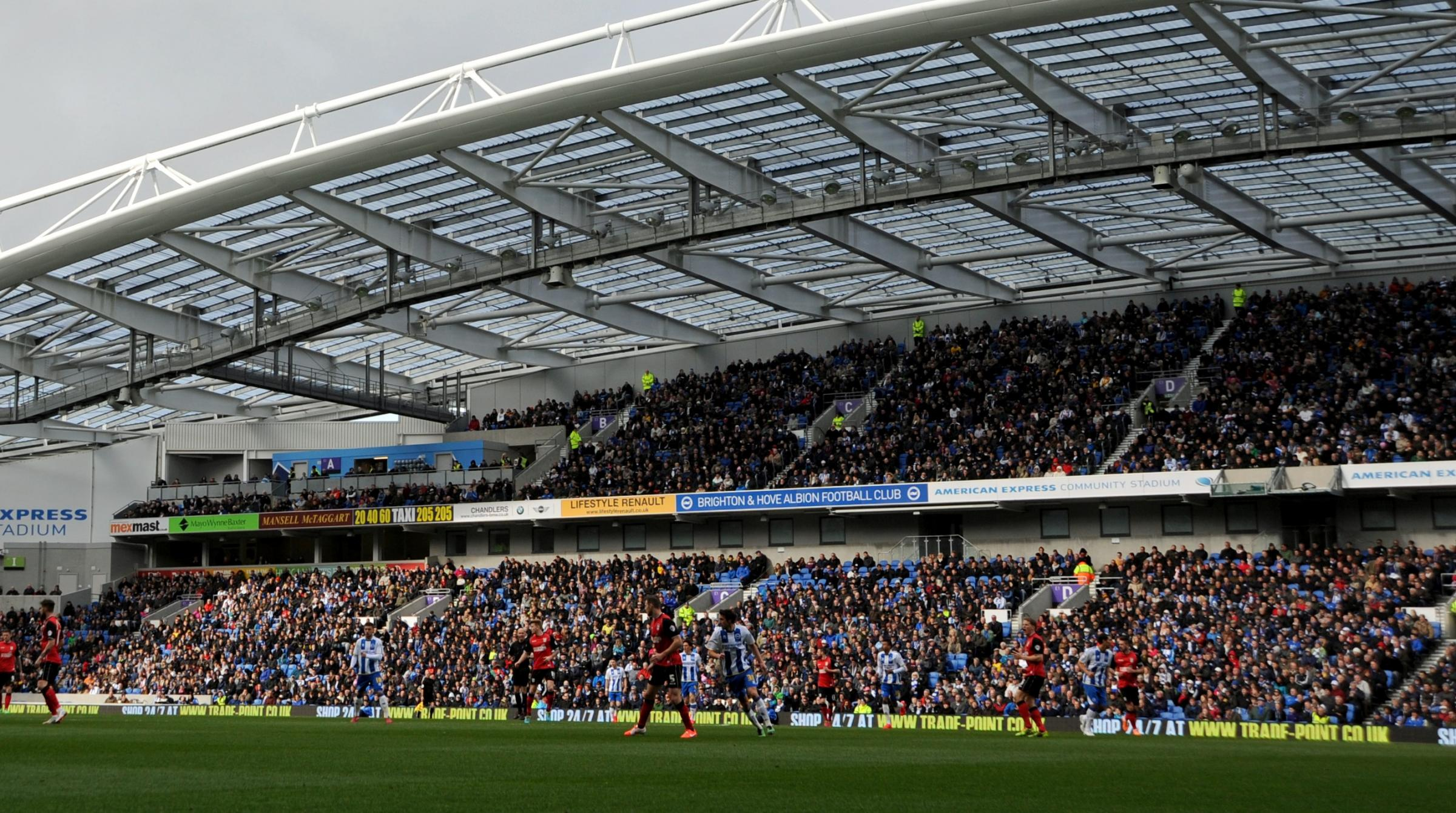 Albion got a big crowd yesterday - but what did they think of the game?