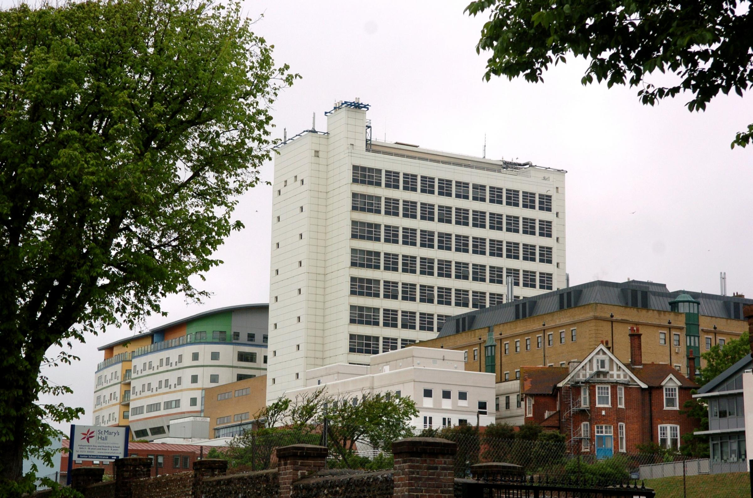 The Royal Sussex County Hospital