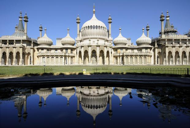 Royal Pavilion Estate's £14 million funding bid rejected