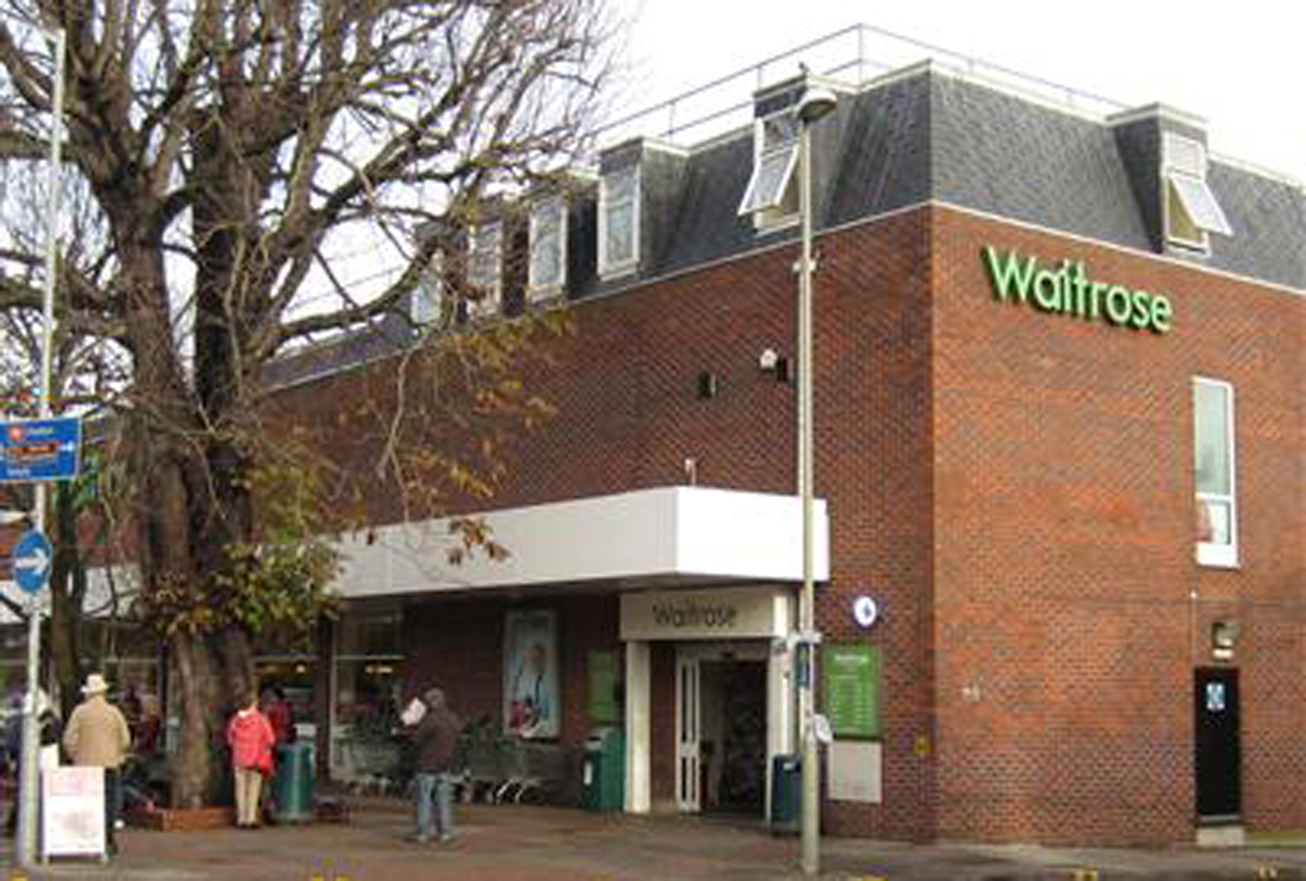 Lewes Waitroses Free Coffee Puts Woman In Hospital The Argus