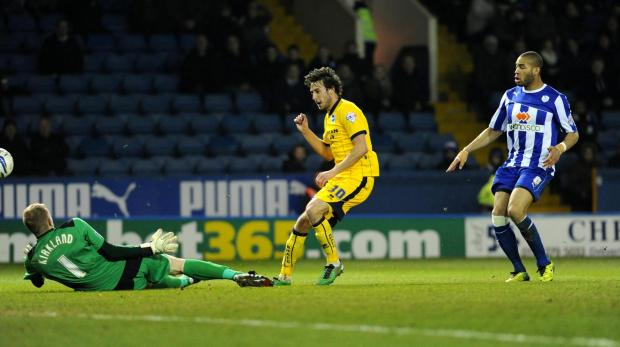 The Argus: Will Buckley is denied by Chris Kirkland