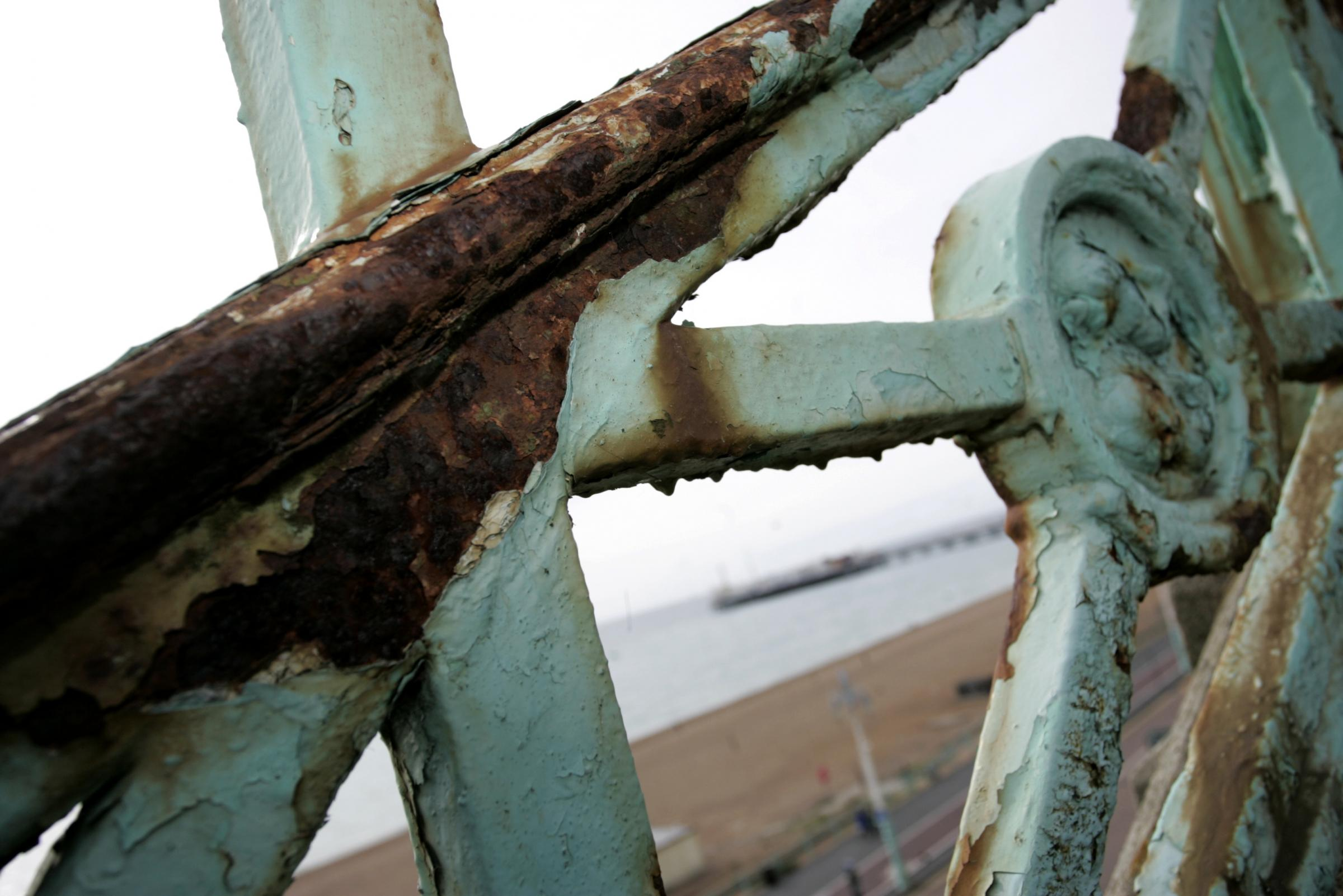 Brighton seafront could close if repair funds are not found