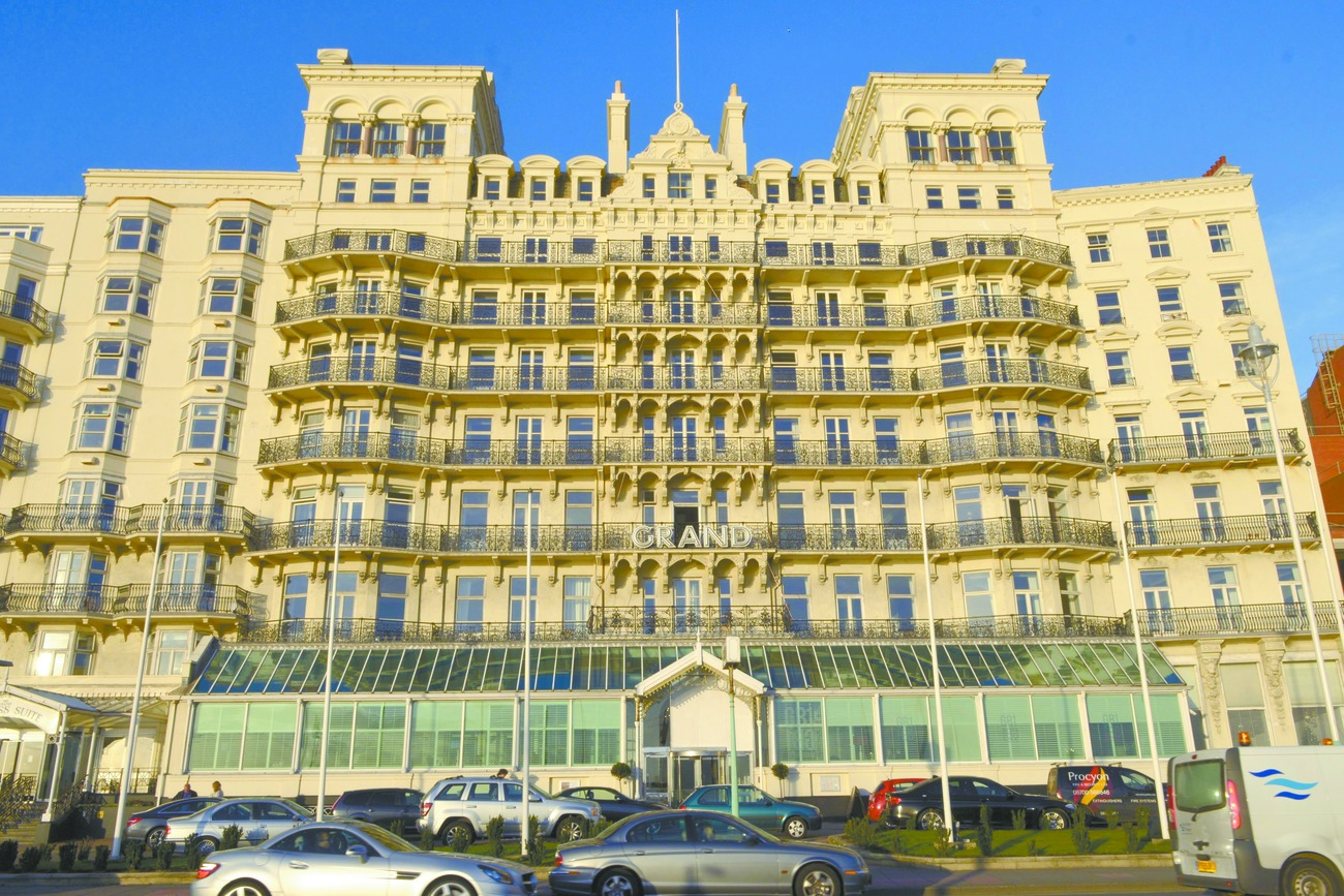 Company confirms sale of The Grand hotel in Brighton