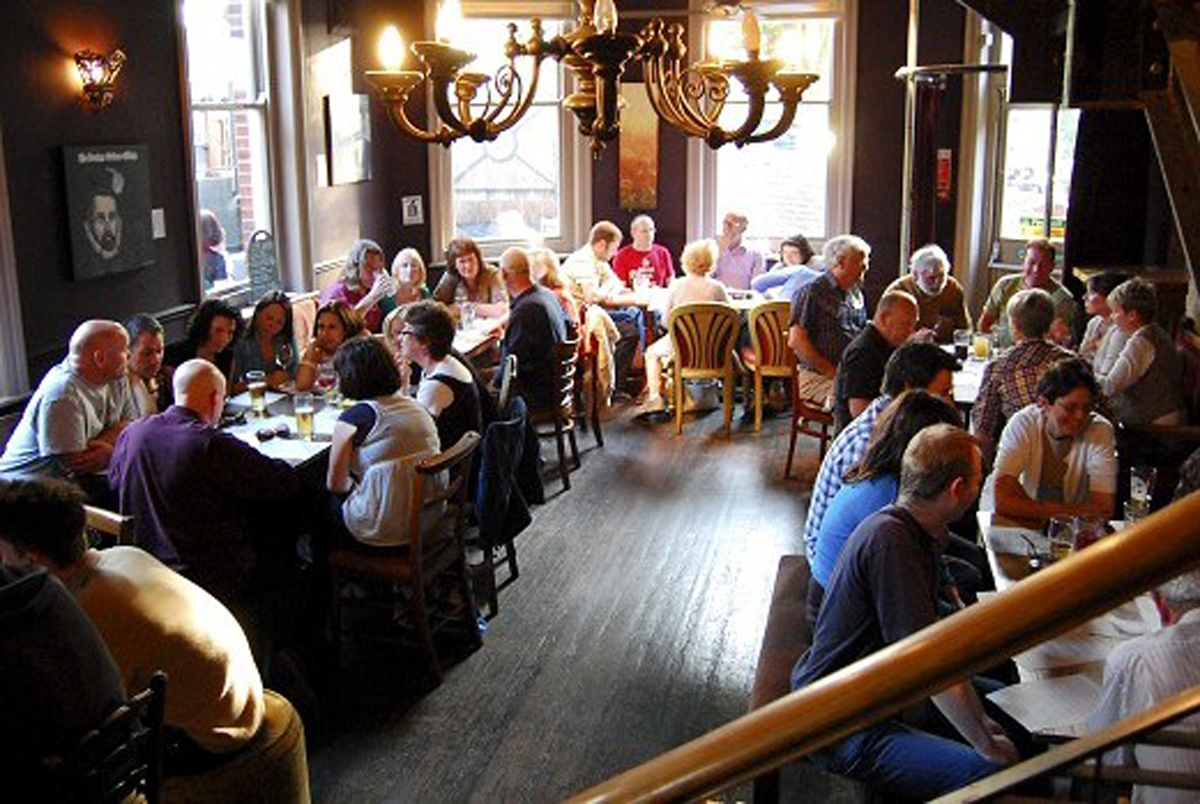 Brighton pub philosophers host national think while you drink conference