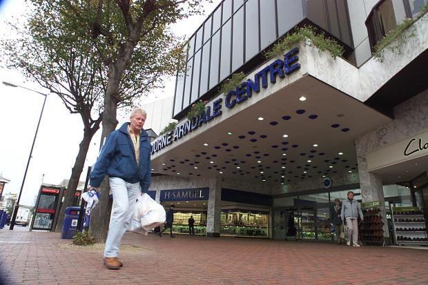 The Argus: The Eastbourne Arndale Centre