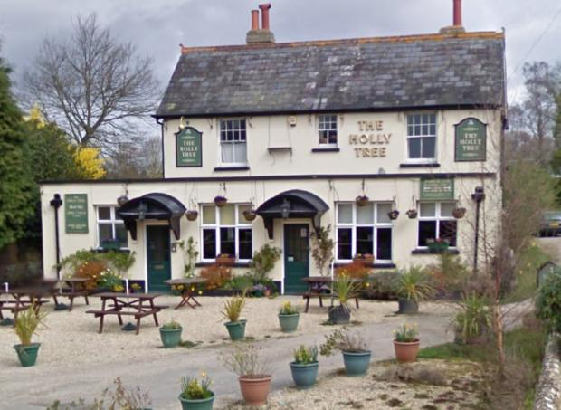 The Argus: The Holly Tree pub. Picture taken from Google Streetview.