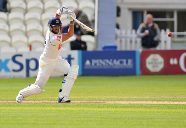 Matt Prior is feeling positive as he bids to win his Test spot back