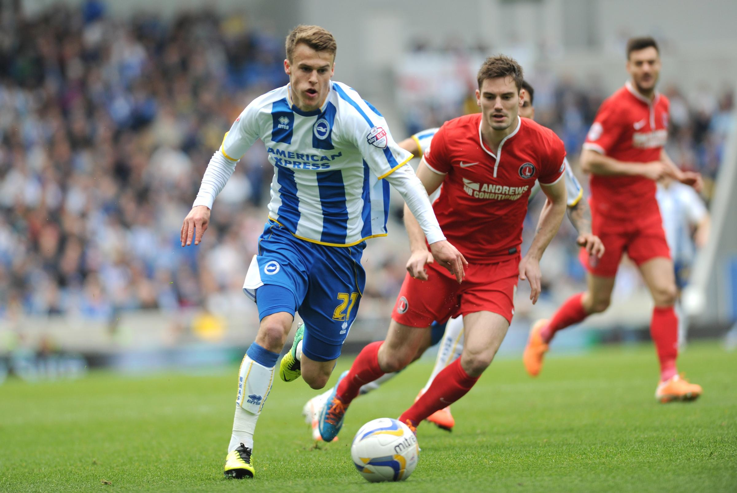 Solly March says his dad tells him what he does wrong - but he welcomes the advice