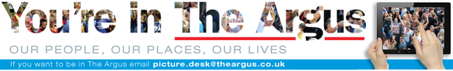 The Argus: You're in The Argus banner