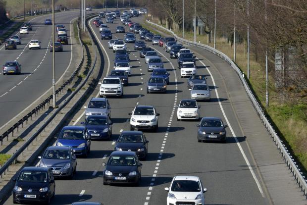 The Argus: Drivers braced for 'manic Monday' as weather set to turn