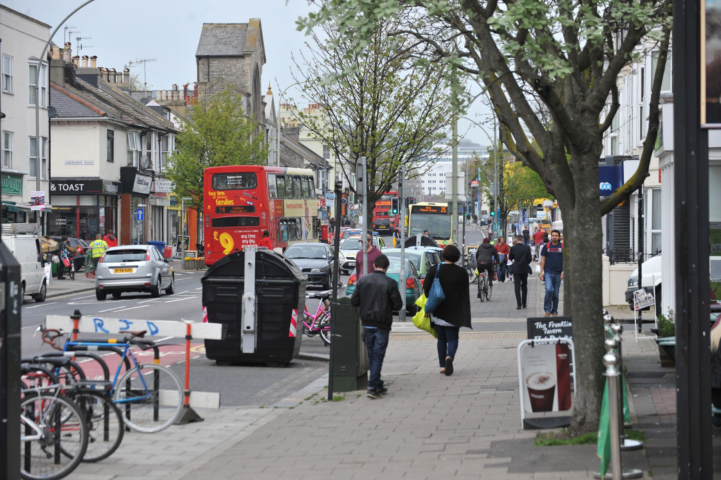 Parking restrictions will 'damage trade'