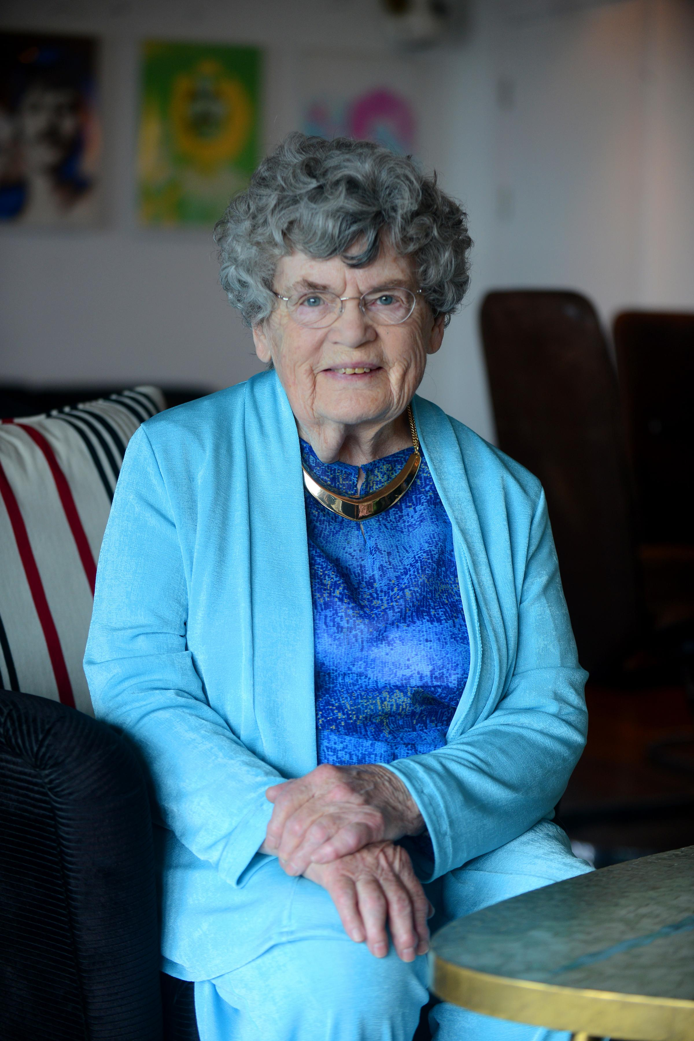 Musical Muriel celebrates 70 years as an accompanist