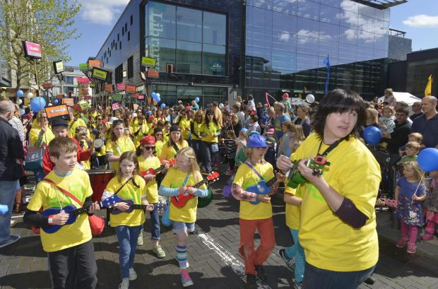 The Argus: This year's Children's Parade was a huge success