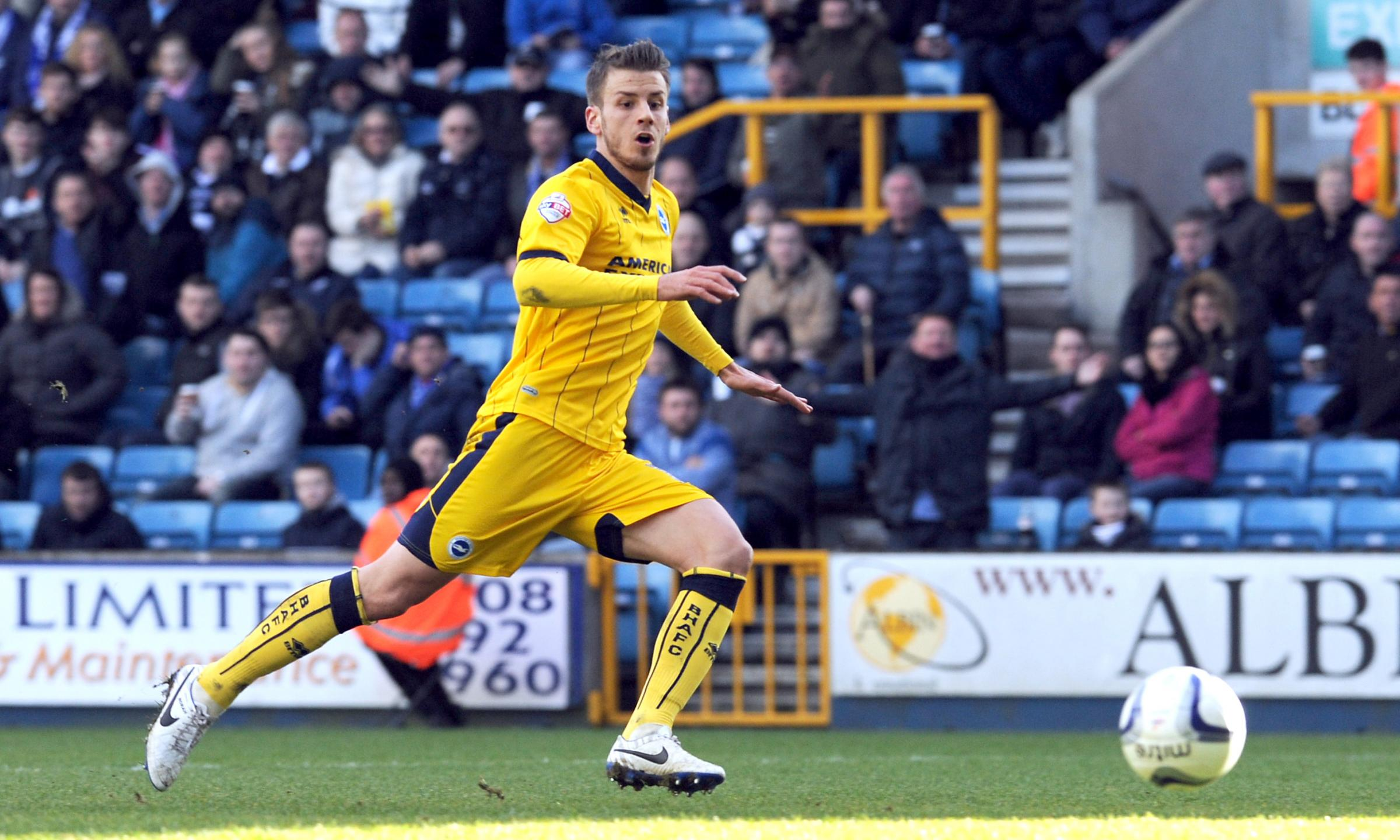 Andrea Orlandi has made a big impact since returning from injury