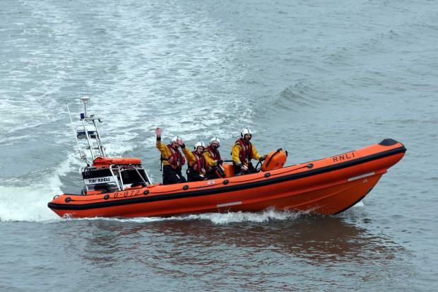 Two coastguard call-outs in two hours
