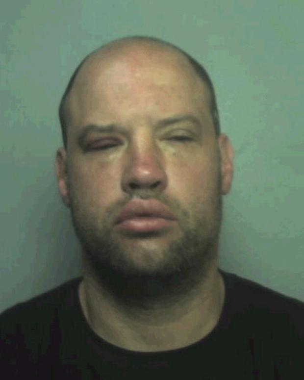 The Argus: Michael Barrow was jailed for 13 years for the attach with a 10inch kitchen knife