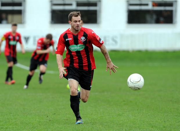Nathan Crabb has committed himself to Lewes for next season