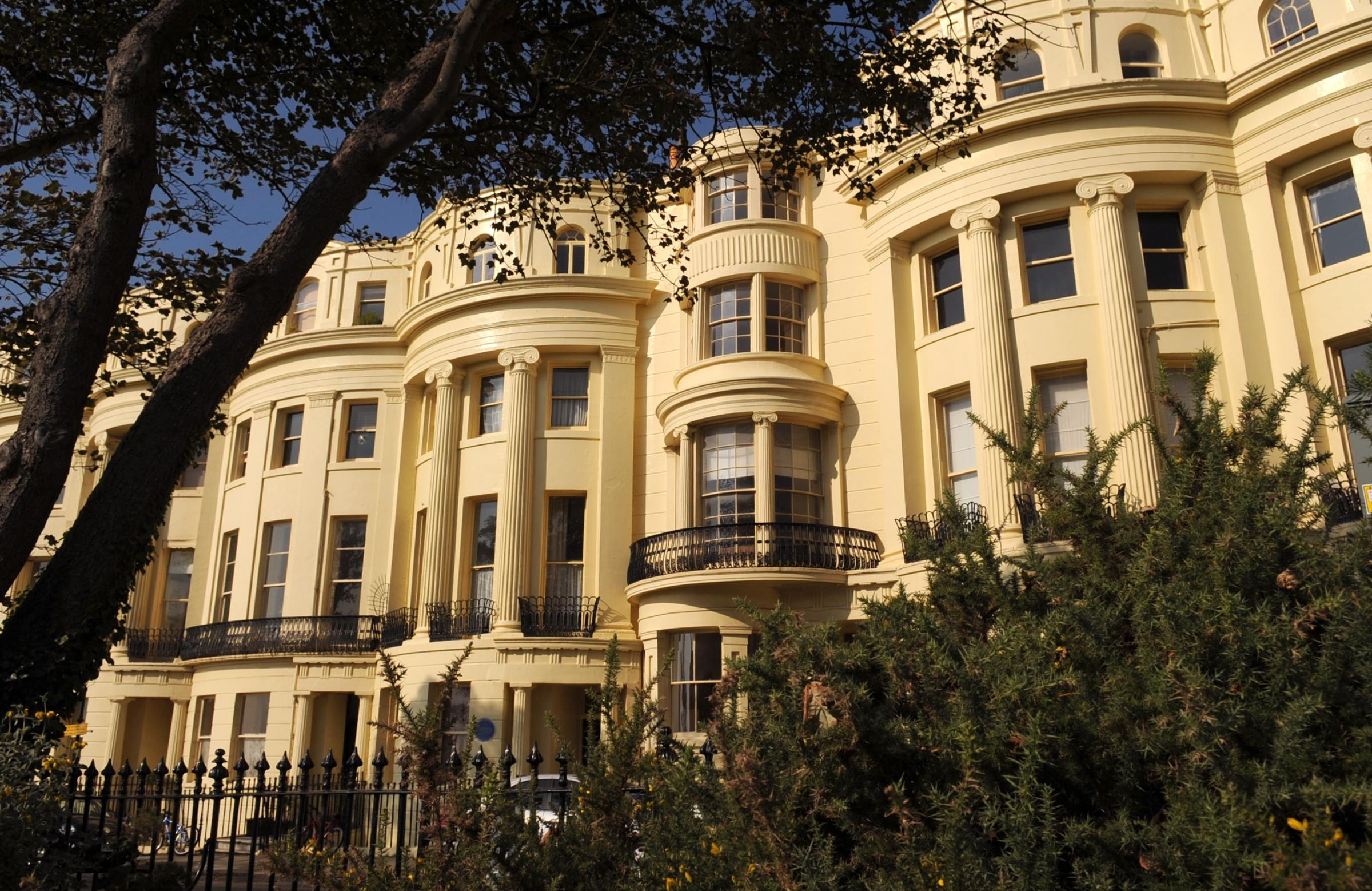 The place yuppies want to live? It's Hove, actually.