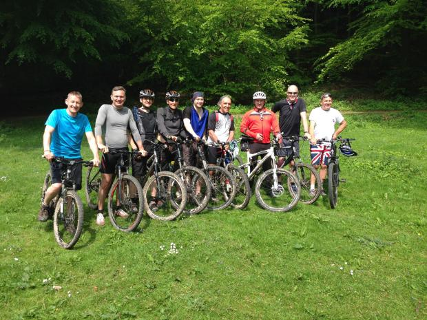 Cyclists take on the South Downs for The Argus Appeal