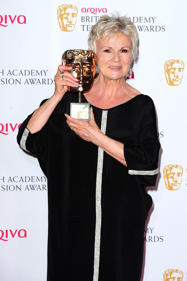 The Argus: Julie Walters wins at the Bafta awards