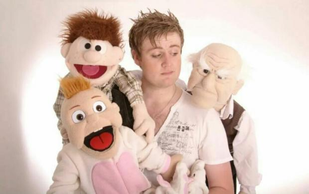 Ventriloquist won't let Tourette's ruin his Britain's Got Talent Chances