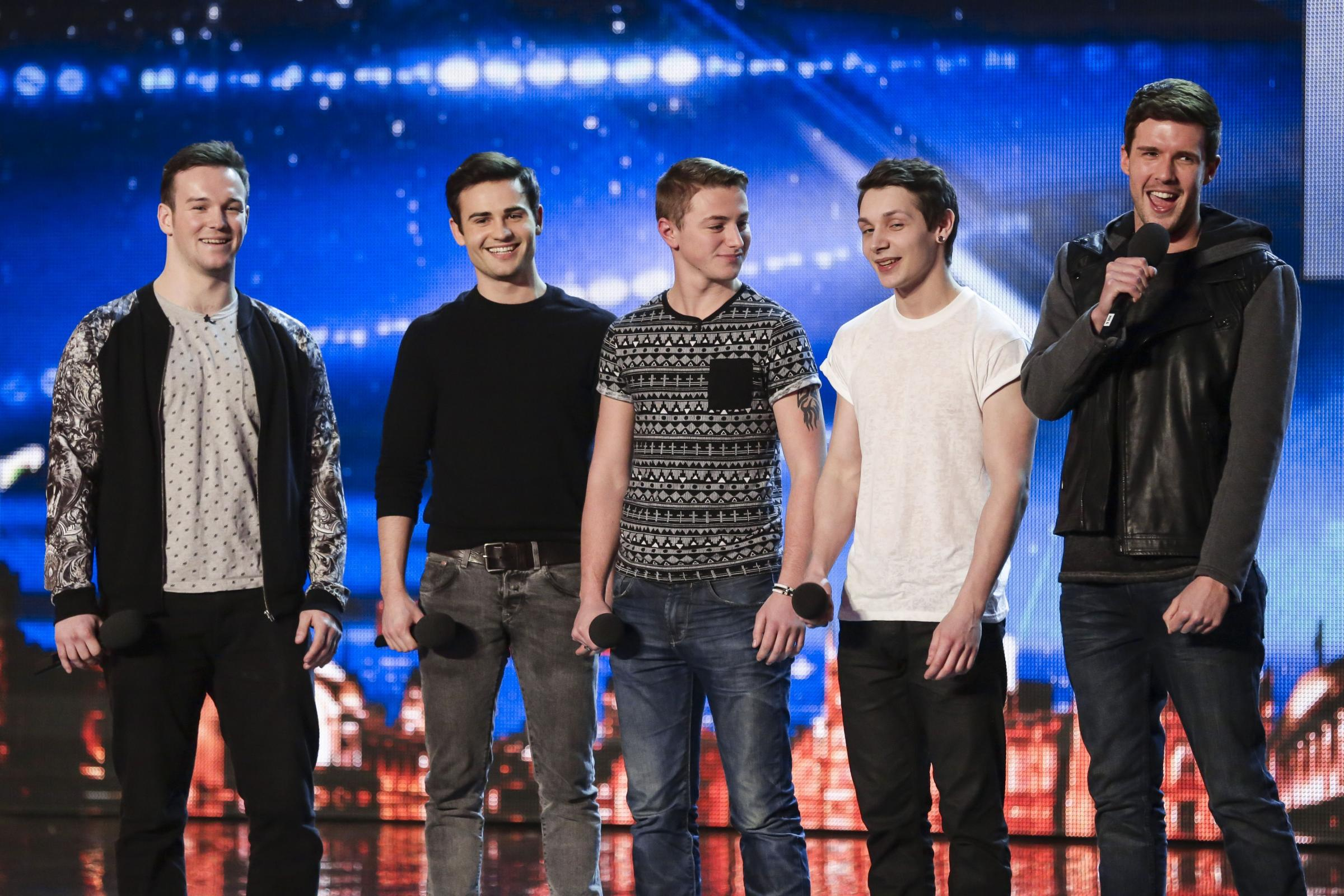 Sussex singer through to Britain's Got Talent final